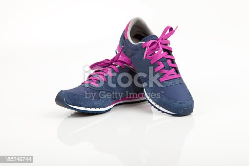 Women Sports Shoe on Studio Shot
