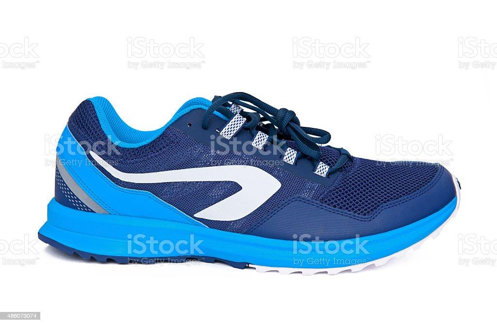 Sports shoe stock photo