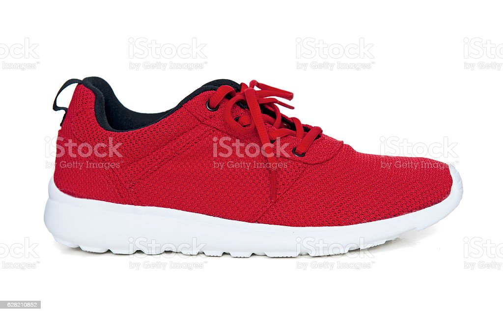 Sports shoe stock photo