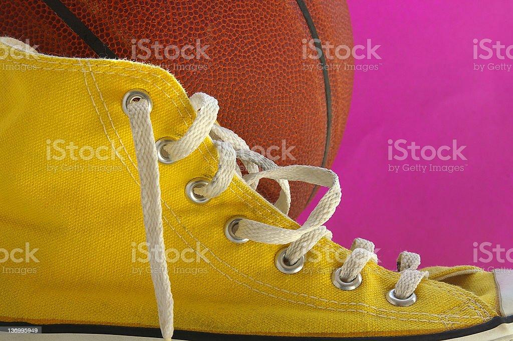 Sports stuff royalty-free stock photo