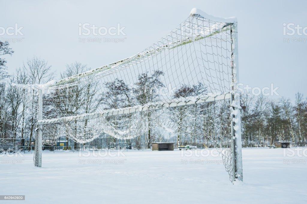 Sports winter season stock photo
