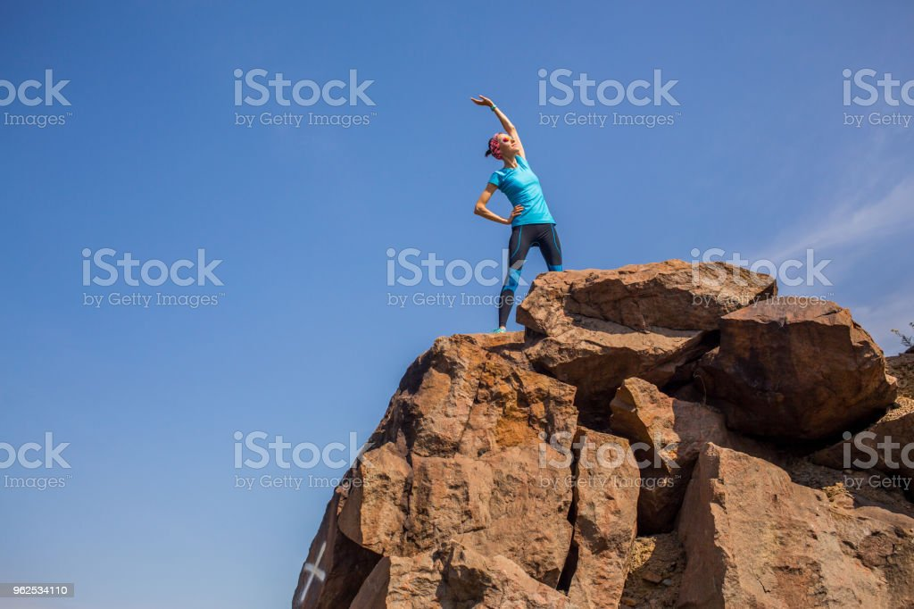 Sports woman - Royalty-free Adult Stock Photo