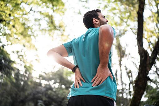腰痛持ちは体幹鍛える努力をする
