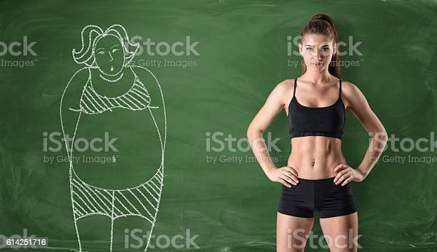 Sporty girl with slim body and picture of fat woman picture id614251716?b=1&k=6&m=614251716&s=612x612&h=gfh txvrxxrlj bcpius0r53vvaymlujs7fq dzshbi=