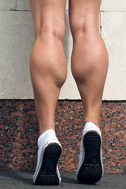 Sportliche Beine – Foto