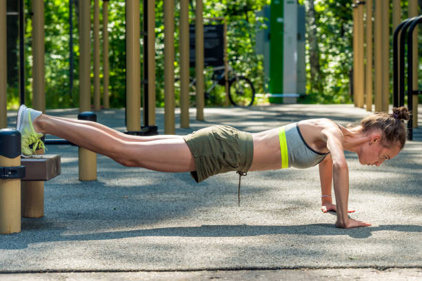 sporty young girl wrung out, workout outdoors sporty young girl wrung out, workout outdoors anorexia nervosa stock pictures, royalty-free photos & images