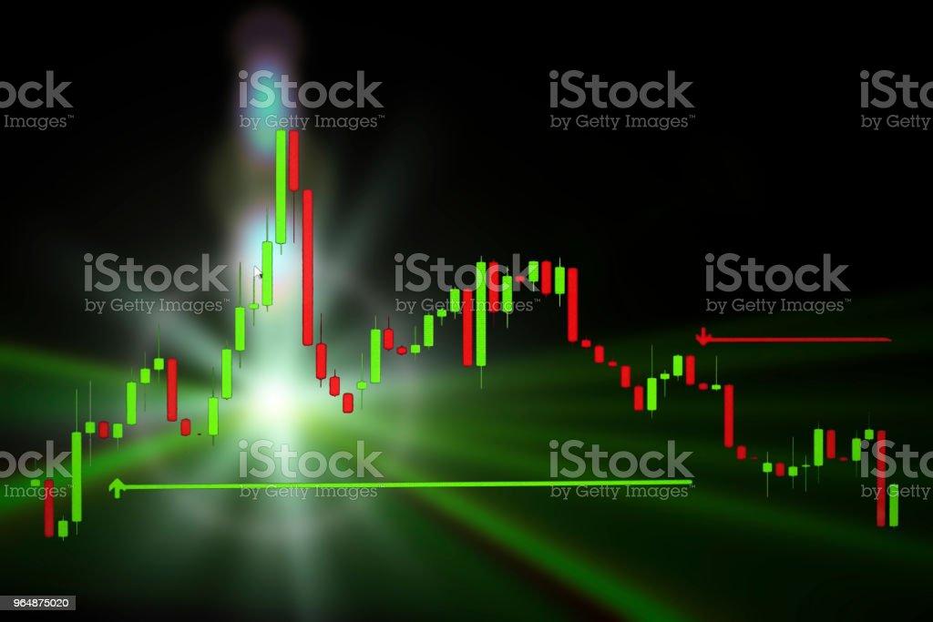 LED spotlight Gradient blur of light texture background royalty-free stock photo