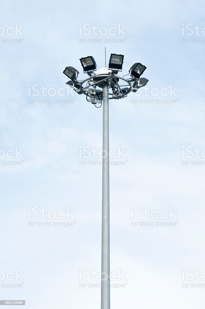 Spot-light stock photo