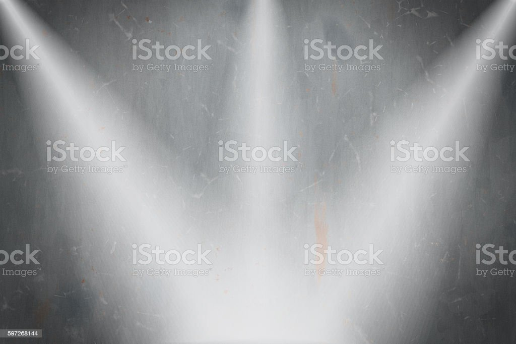 Spotlights royalty-free stock photo