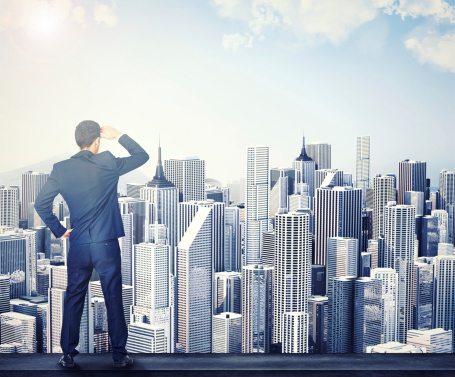 Spotting New Avenues For Corporate Success Stock Photo - Download Image Now