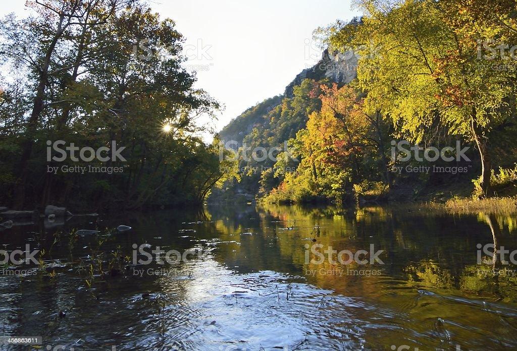 Sprakeling Waters royalty-free stock photo