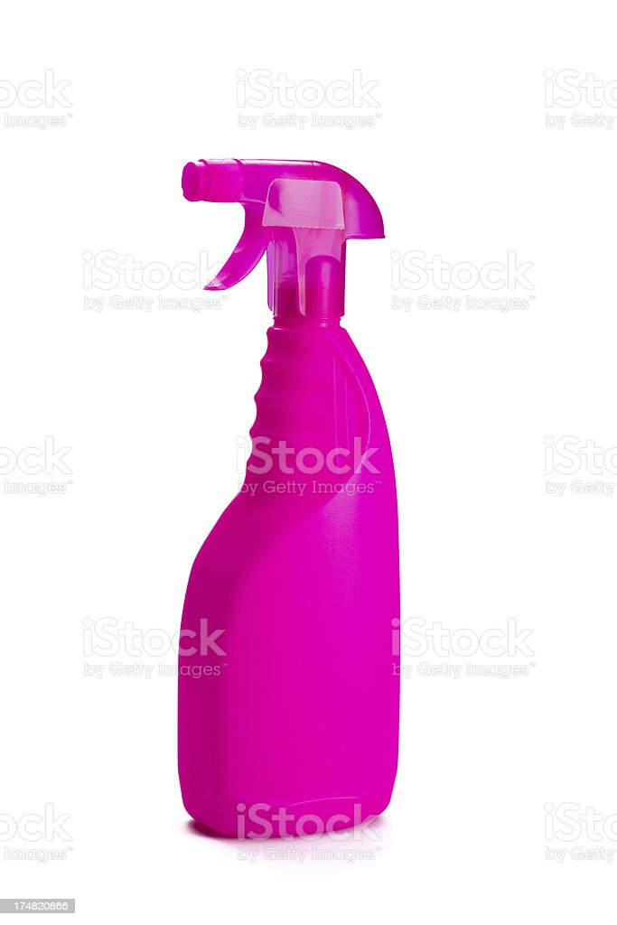 Spray Bottle royalty-free stock photo