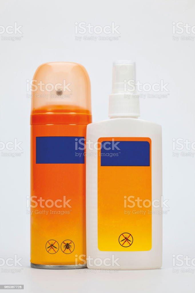 spray bottle zbiór zdjęć royalty-free