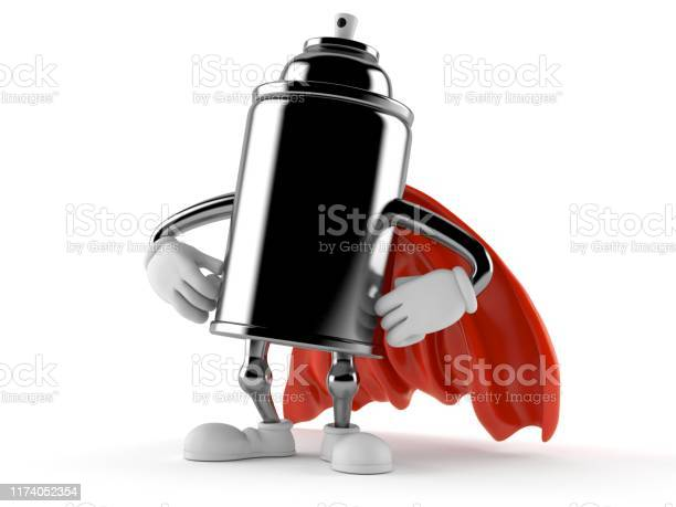 Spray can character with hero cape picture id1174052354?b=1&k=6&m=1174052354&s=612x612&h=u86ughlbgjykcfoluxiun8lhomhq63qrwbzvrjbb o4=
