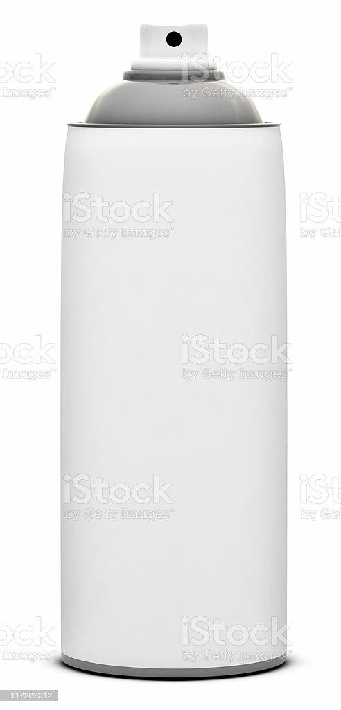 Lata de aerosol - foto de stock