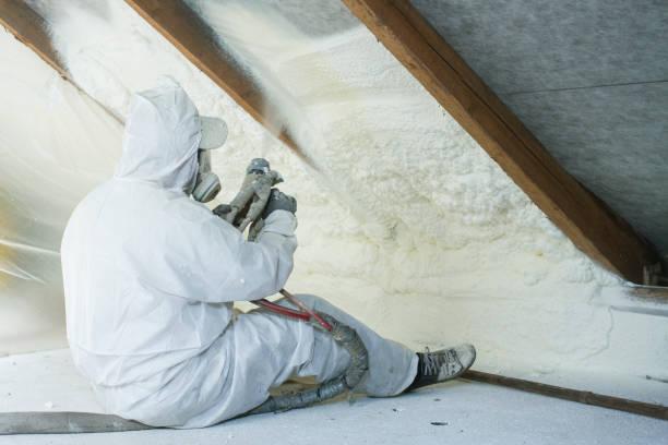 natryskowa pianka poliuretanowa do dachu - spray zdjęcia i obrazy z banku zdjęć