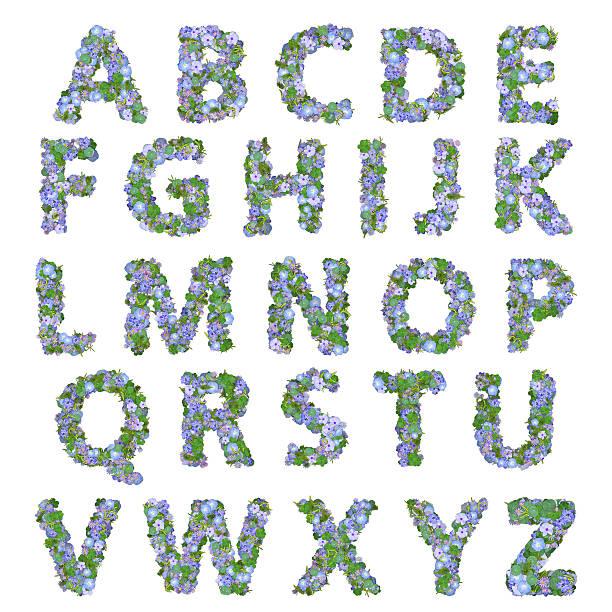 spring alphabet - ruth 個照片及圖片檔