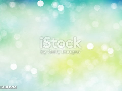 524700656 istock photo Spring blur natural light background illustration. 644990592