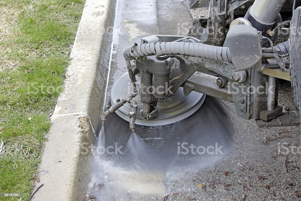 Spring Cleaning stock photo