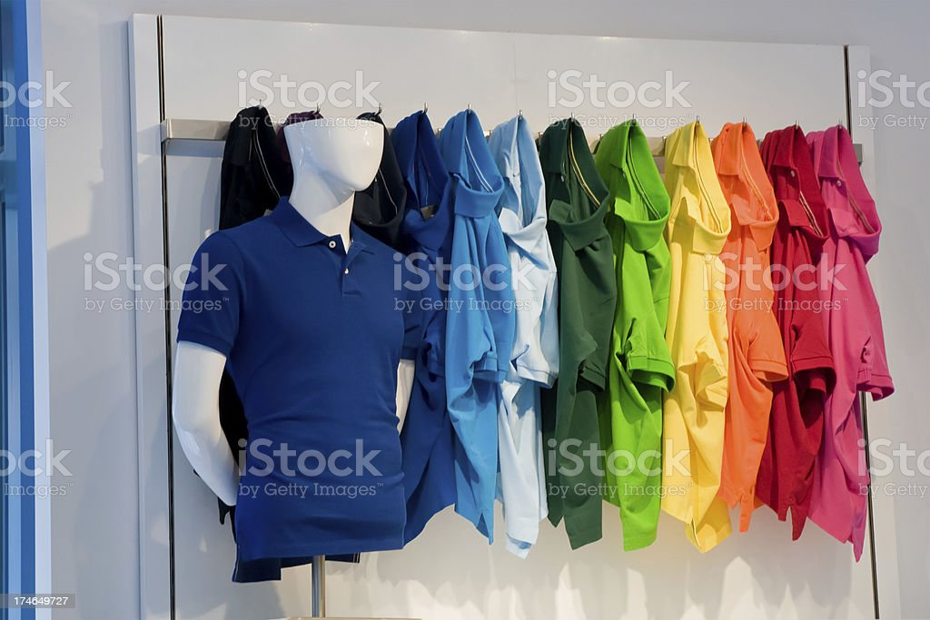 Spring colors for him royalty-free stock photo
