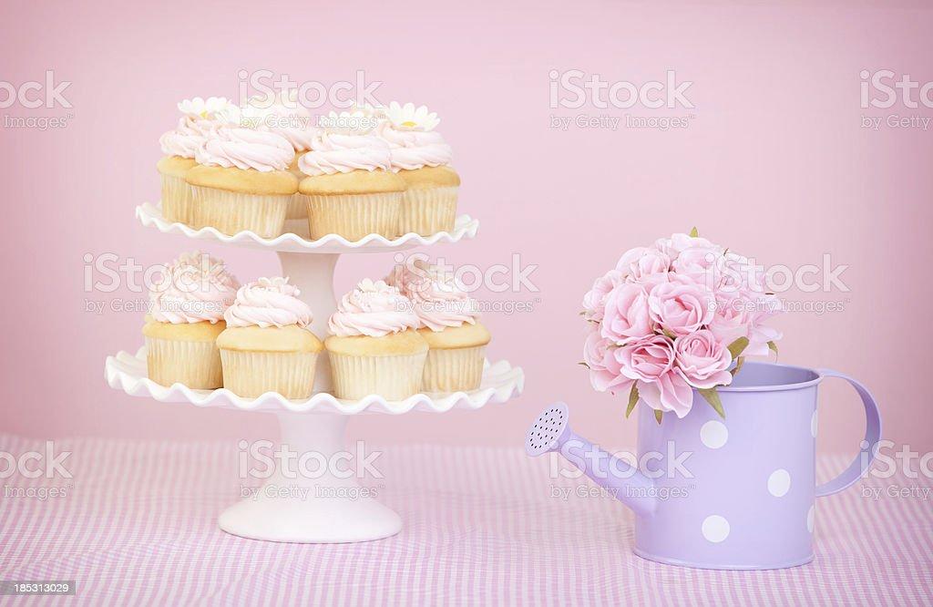 Spring Cupcakes royalty-free stock photo
