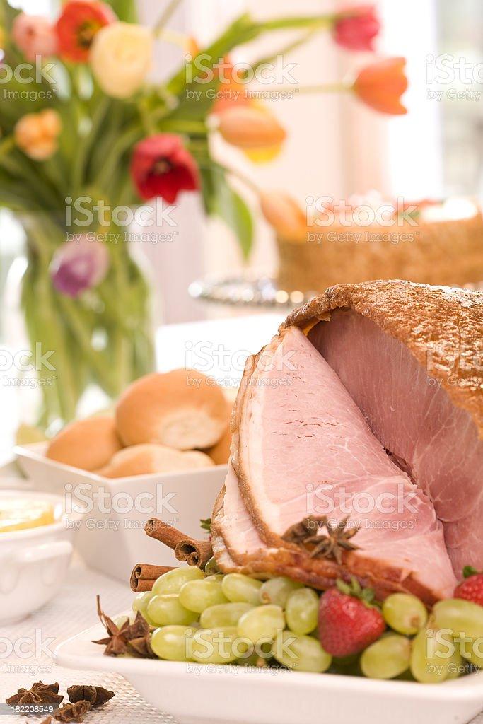 Spring Dining Series stock photo