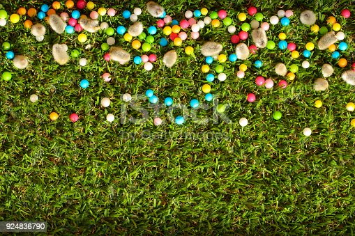 istock Spring Easter Background 924836790