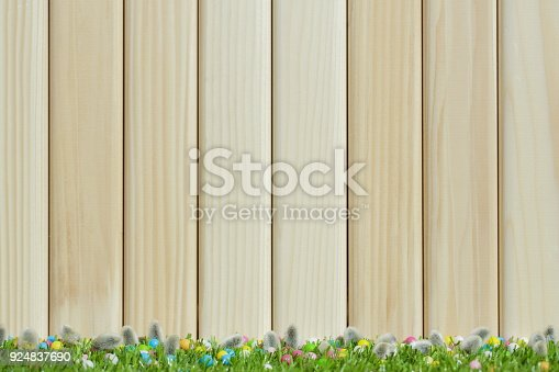 istock Spring Easter Background 924837690