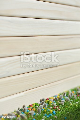 istock Spring Easter Background 924838104