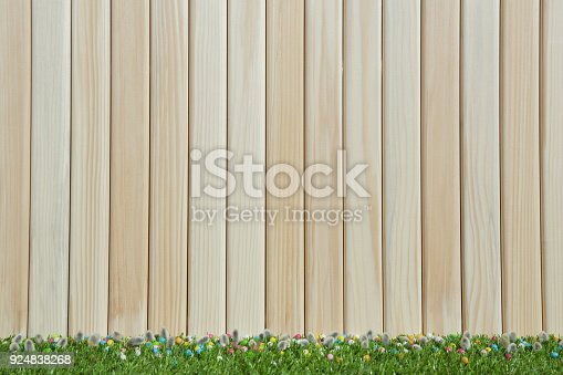 istock Spring Easter Background 924838268