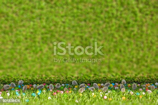 istock Spring Easter Background 924838426