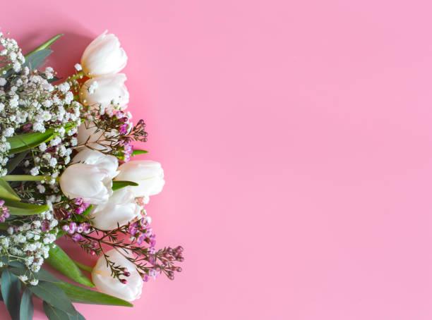Spring flower arrangement on a pink background picture id1134246580?b=1&k=6&m=1134246580&s=612x612&w=0&h=gkdvhnhwt53qmwpsahozuev 8bfsus8p2djswtieo1g=