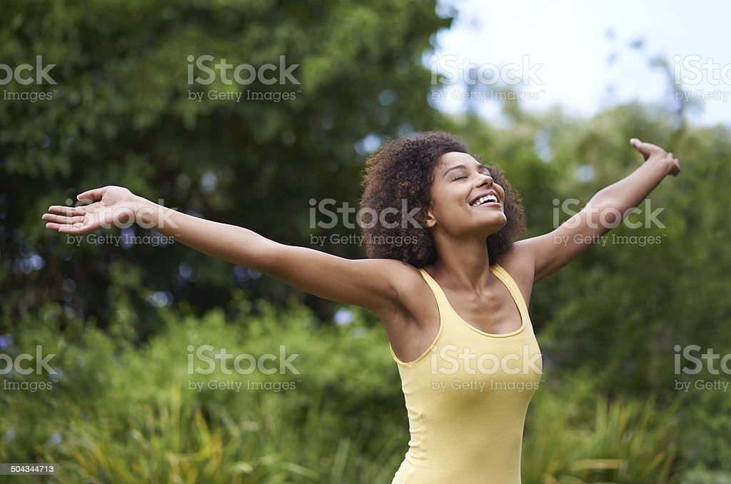 Spring has sprung! stock photo