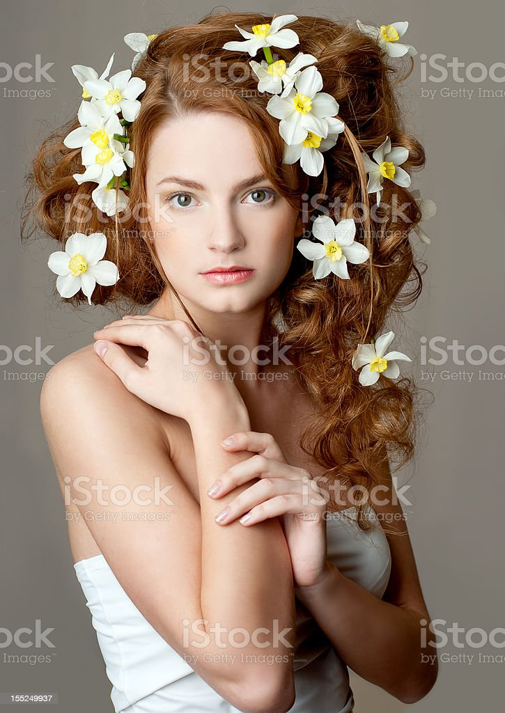 Spring image royalty-free stock photo