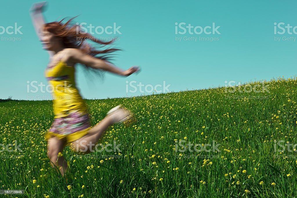 Spring is coming stock photo