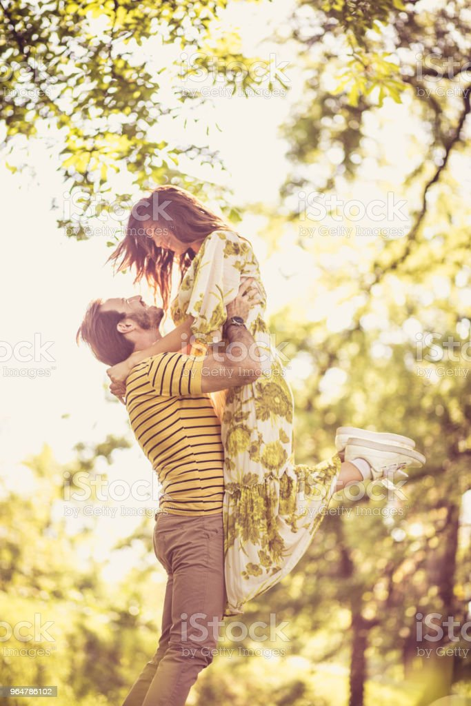 Spring make me share love with you. royalty-free stock photo
