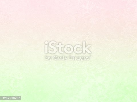939873258 istock photo Spring Millennial Pink Green Texture Pastel Grunge Ombre Background 1217216797