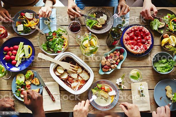 Frühling Noshup Stockfoto und mehr Bilder von Dinnerparty