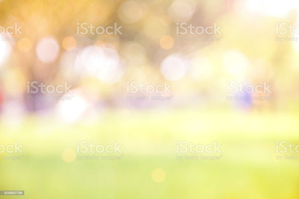 Spring or summer and abstract nature background stock photo