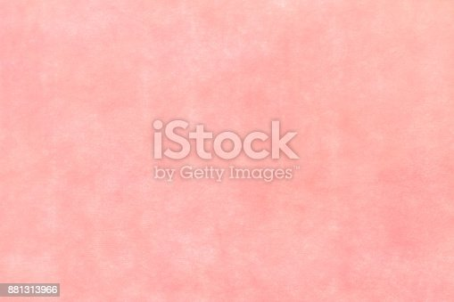 istock spring pink background of traditional paper texture 881313966