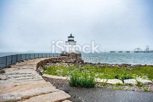Maine, USA.