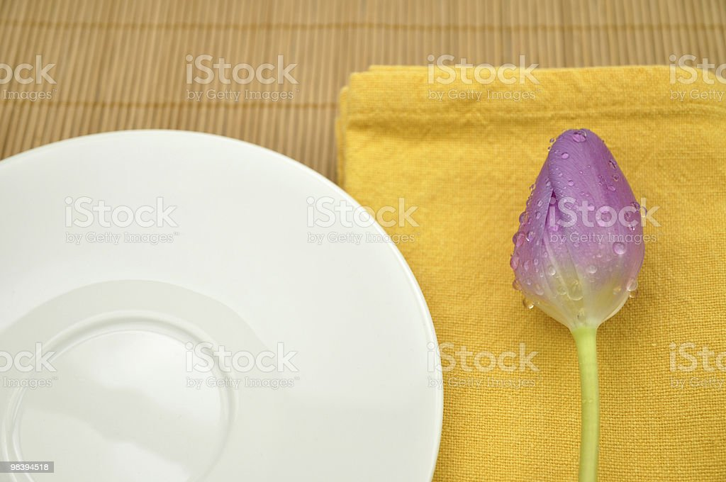 Spring Refreshment royalty-free stock photo
