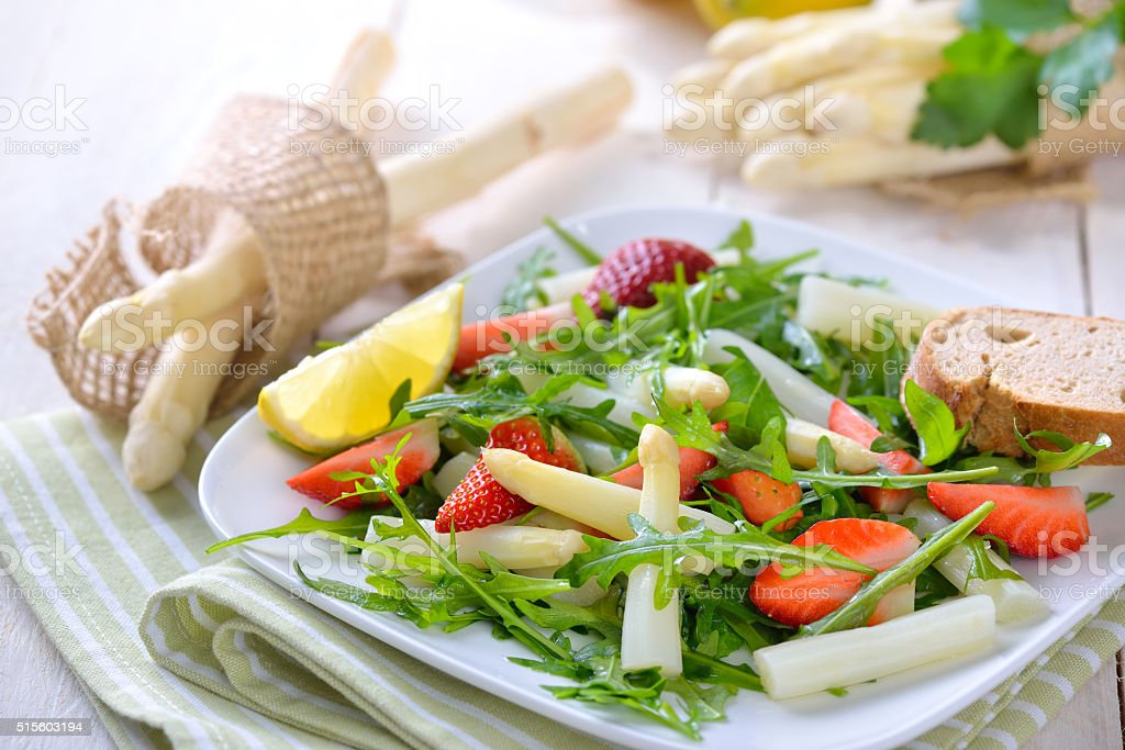 Salade de printemps - Photo