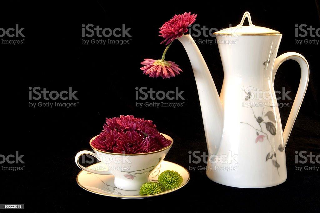 Spring Tea royalty-free stock photo