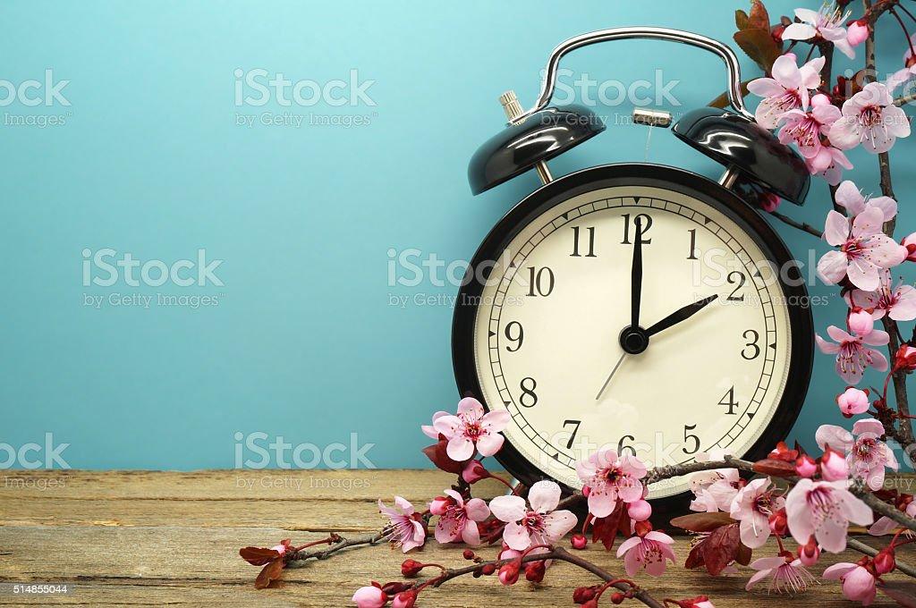 Primavera Tiempo de cambios - foto de stock