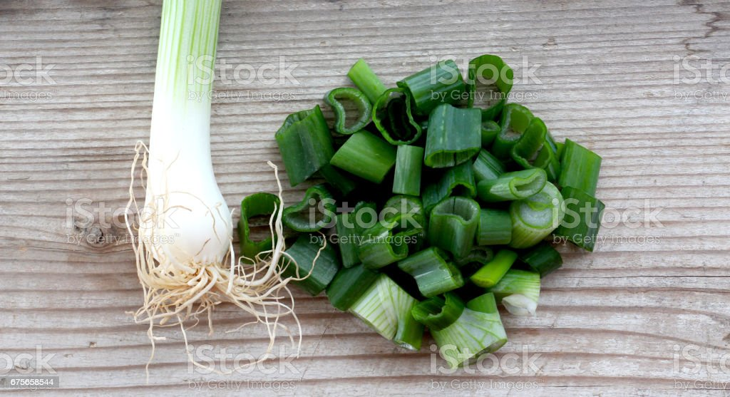 spring vegetables, fresh, spring onion royalty-free stock photo