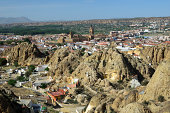 istock Spring view of Guadix 171340422
