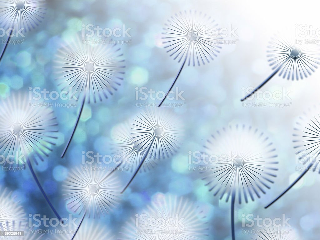 Spring-blue2 royalty-free stock photo