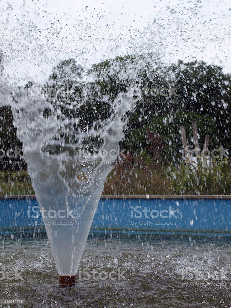 Springbrunnen – Foto