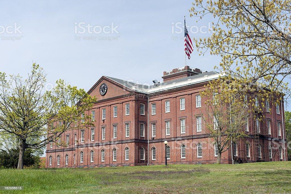Springfield Armory stock photo